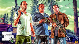 Grand Theft Auto V is a 2013 action-adventure game developed by Rockstar North and published by Rockstar Games. It is the first main entry in the Grand Theft Auto series since 2008's Grand Theft Auto IV.