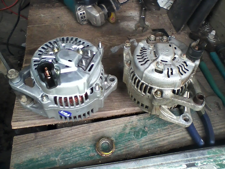 Cheap BIG 120 Amp alternator upgrade - Jeep Cherokee Forum