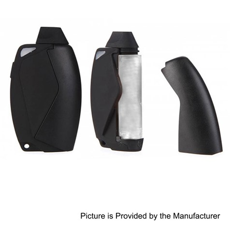 authentic envii fitt 650mah built in battery mod cartridge starter kit black 32ml thumb%255B2%255D - 【期待の新製品】「GeekVape AEGIS 100W TC BOX MOD」耐衝撃、防水、防塵のMOD!!18650/26650両対応の最高クラスMOD