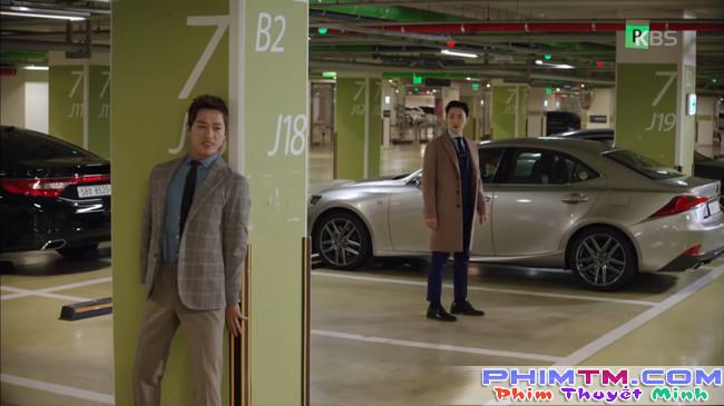 """""""Sếp Kim"""": Định chơi khăm, ai ngờ Nam Goong Min lại """"tự mình hại mình"""" - Ảnh 1."""
