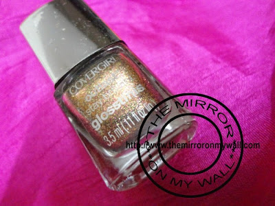 CoverGirl OutLast Stay Brilliant GlossTinis in Seared Bronze 630