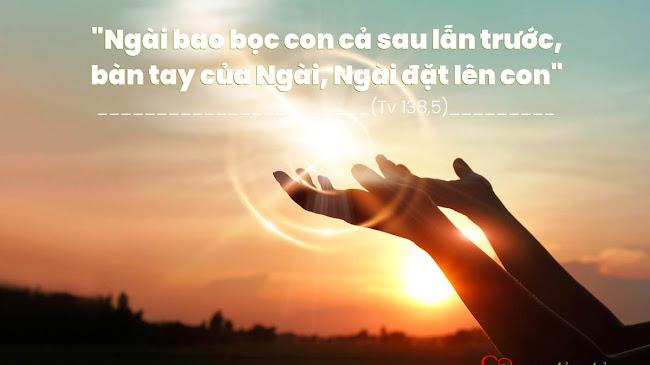 Đoạn Kinh Thánh gợi ý khi bạn thấy THIÊN CHÚA DƯỜNG NHƯ XA VẮNG