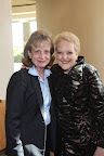 Speaker Harriet Miers and June Hunt