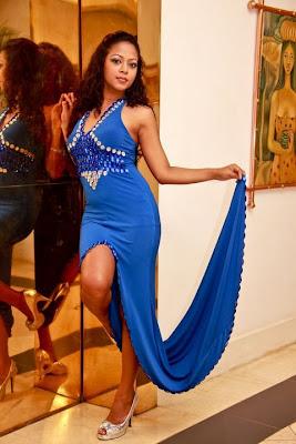 Nimasha De Silva hot photo