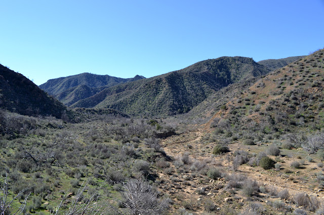 Santa Barbara Canyon