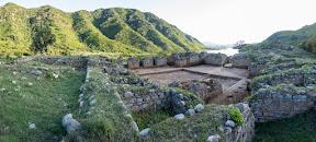 Ancient archeological discoveries at Bahmala