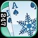 Winter Spades Icon