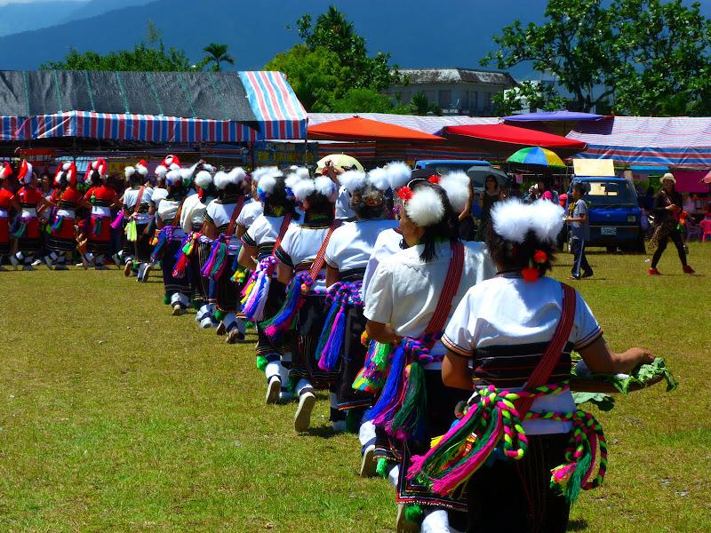 Hualien County. De Liyu lake à Guangfu, Taipinlang ( festival AMIS) Fongbin et retour J 5 - P1240593.JPG