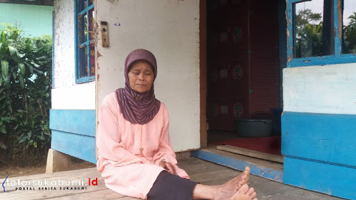 Rumah Lansia Tidak Layak Huni, Warga Berharap Pemerintah Desa Cipeuteuy Turun Tangan