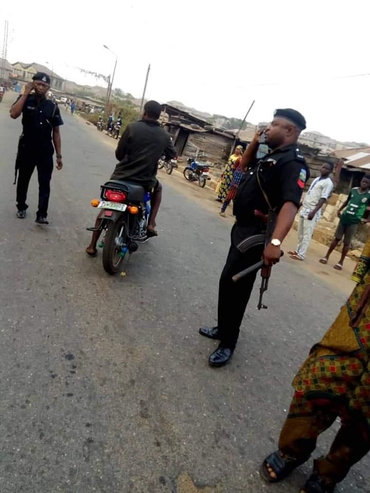 Police Press Release,The Unfortunate Death Of Alh Fatai Yussuf a.k.a Oko Oloyun-CP Olukolu