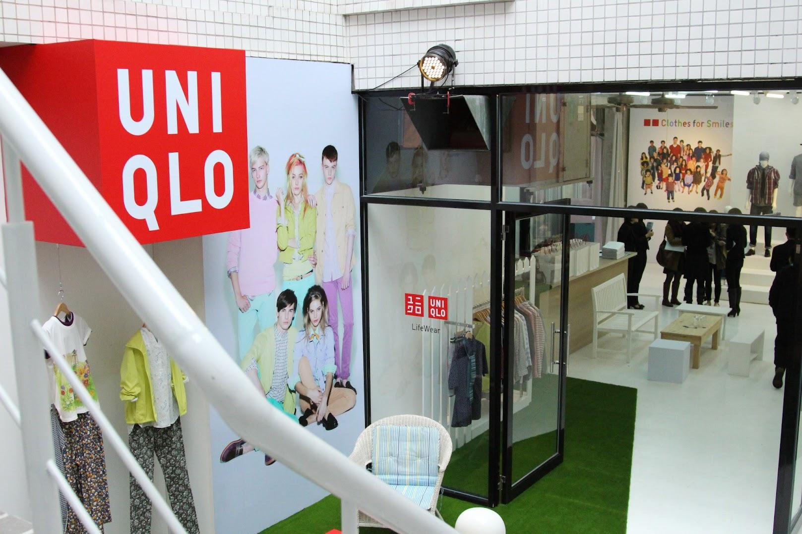 *繽紛春日花園新時尚生活:UNIQLO 2013 春夏新品搶先看! 1