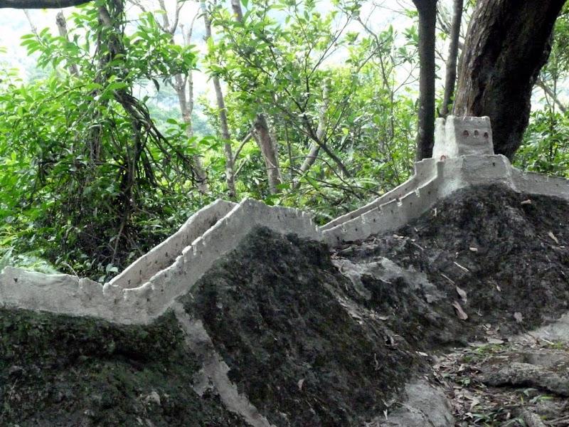 Oeuvres de Mr LIU. The Great Wall, La grande muraille