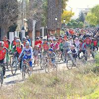 MARCHA CICLISTA PRO-CARRIL BICI 4 de marzo de 2012