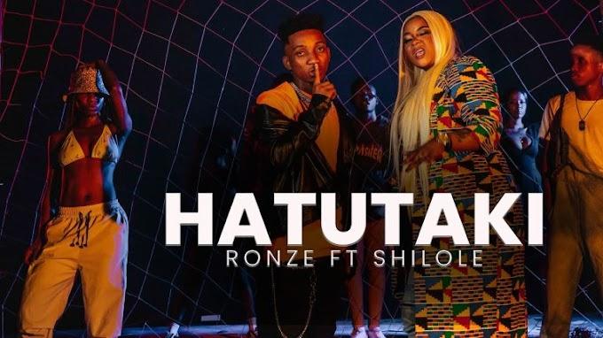 Ronze FT Shilole - Hatutaki | Download video