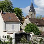 Maison Jean Cocteau : vue sur le village
