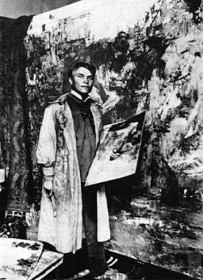 Nicolai Fechin 1909