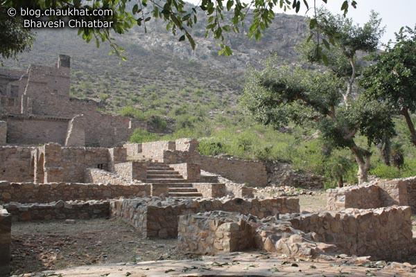 Bhangarh - Khandar [Ruins]