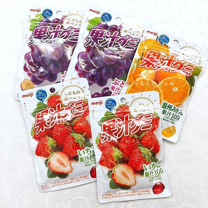 6 日本軟糖推薦 日本人氣軟糖