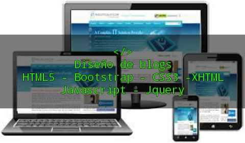 diseño de blogs empresariales venezuela