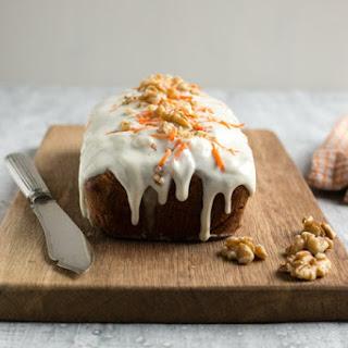 Carrot Cake Banana Bread.