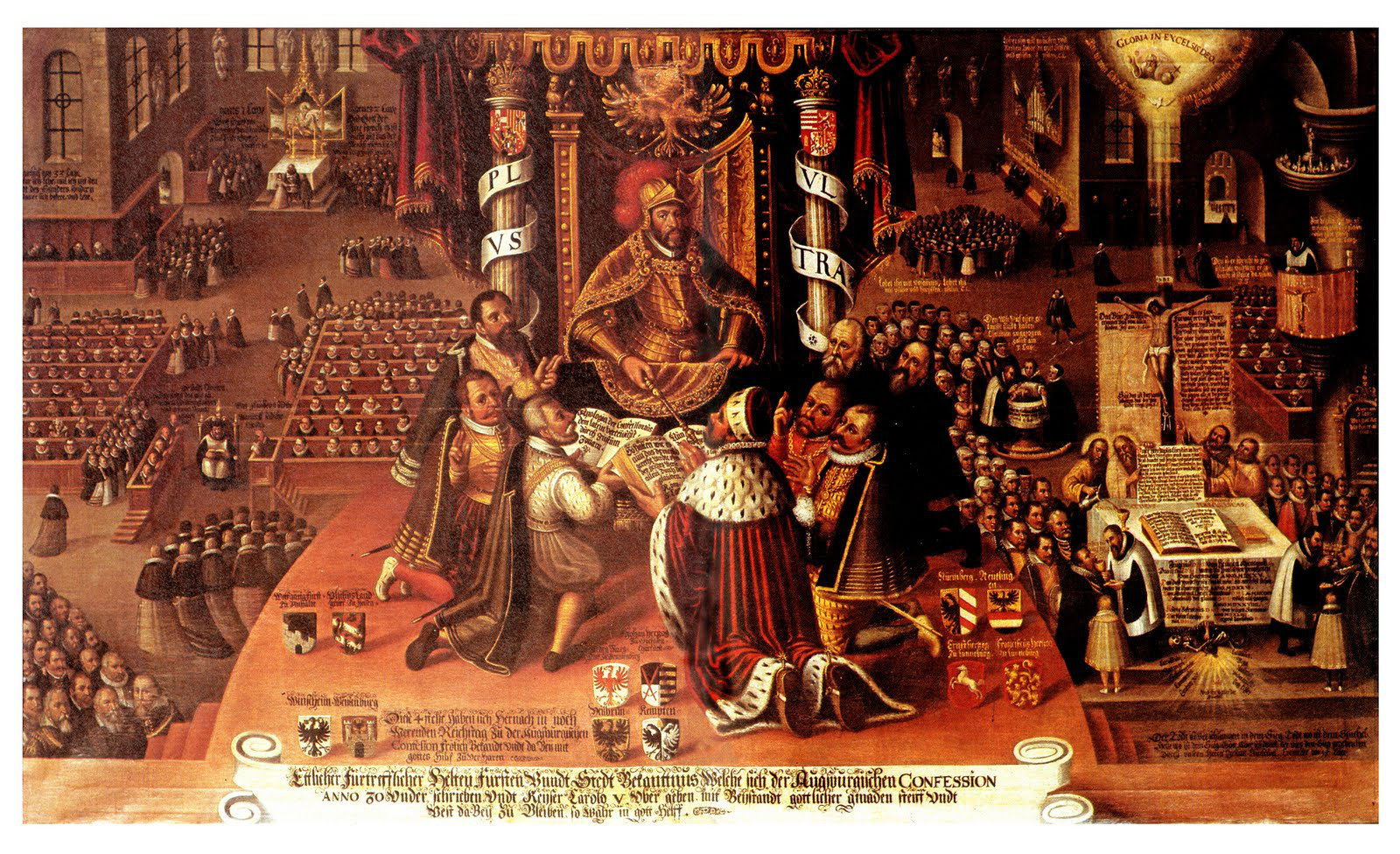 Presentation of the Augsburg Confession