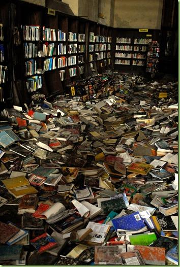 abandoned library detroit