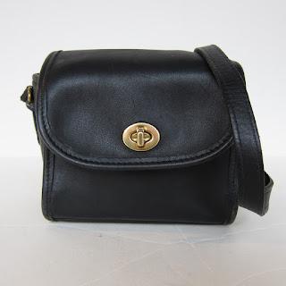 Coach Classic Cube Micro Bag
