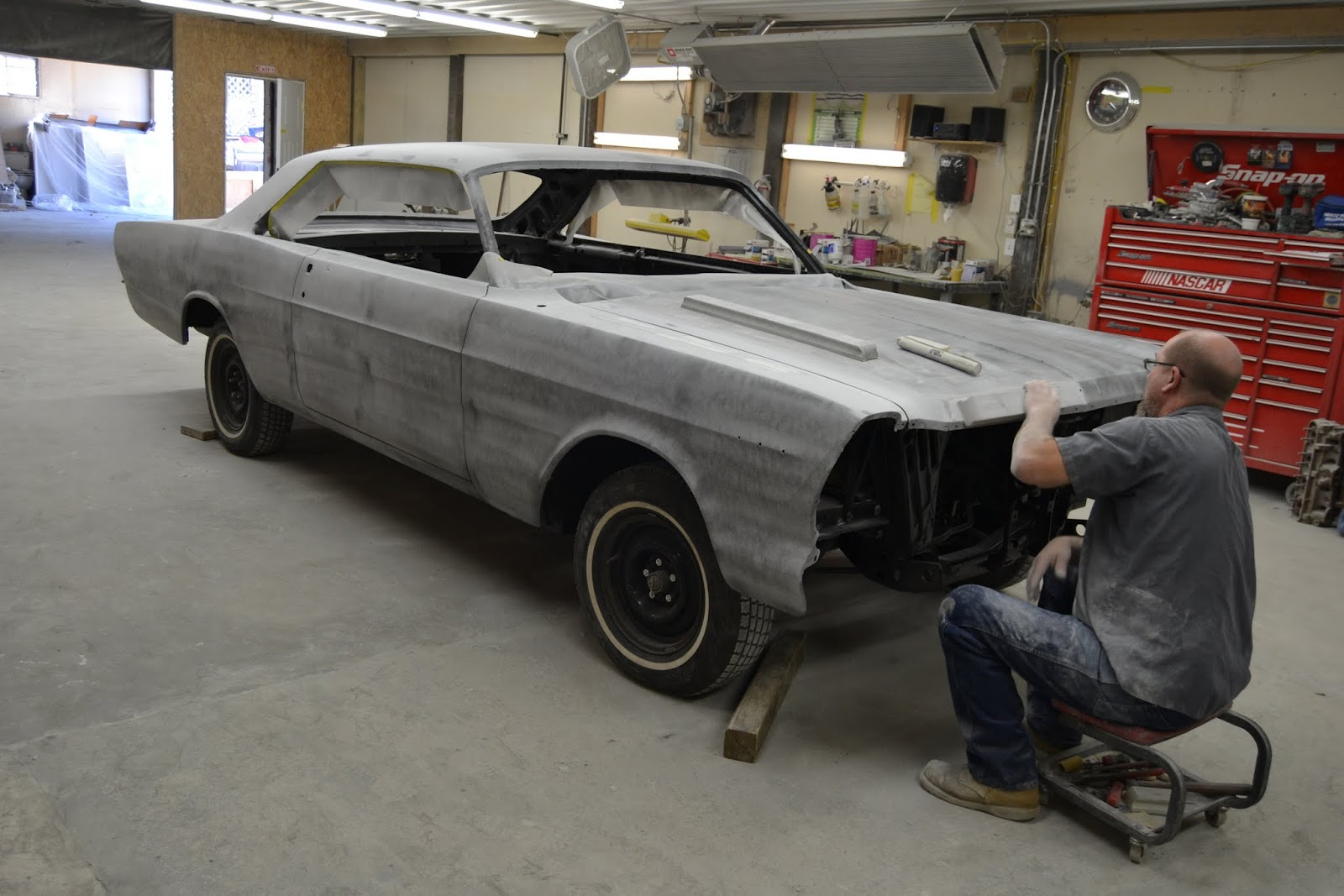 1966 Ford Galaxie 7-Litre resto thread - Page 7 - Ford Muscle Forums