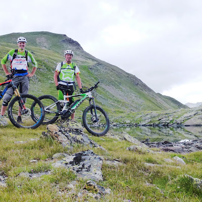 Trailcheck Ofenpass zum Costainas u. ins Münstertal  (bikehotels, trailbiker)
