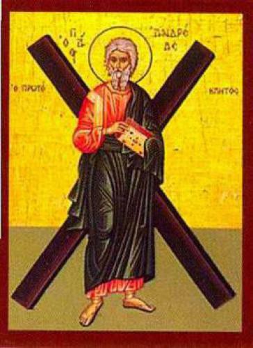 Saint Andrew November 30