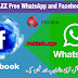 Jazz Free Whatsapp Code 2020 || Jazz Free  Facebook Code 2020
