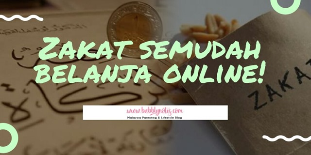 Ini Era Media Sosial, Let's ZAKAT Online! (5)