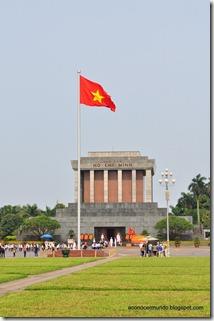 Hanoi. Complejo Monumento a Ho Chi Minh