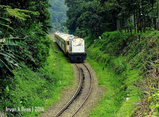 Harga Tiket Kereta Api Pangrango Sukabumi-Bogor Naik