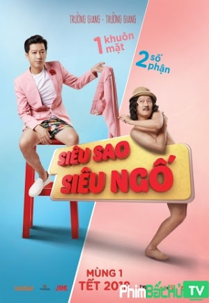 Phim Siêu Sao Siêu Ngố - Sieu Sao Sieu Ngo (2018)