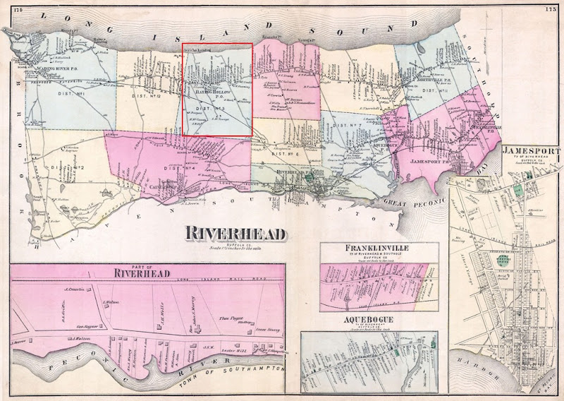 1873_Beers_Map_of_Riverhead,_Suffolk_County,_Long_Island_-_Geographicus_-_Riverhead-beers-1873 highlighted