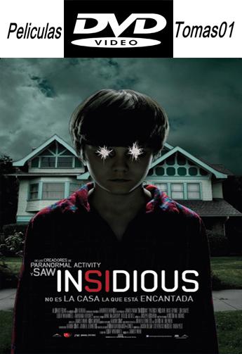 Insidious 1 (La Noche del Demonio) (2010) DVDRip