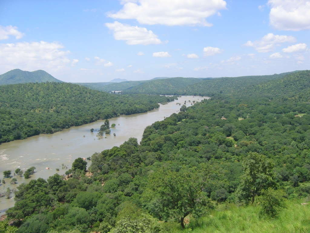 The Legend Of The Cauvery River