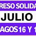 ¿Dónde se indica que se es partícipe del Ingreso Solidario?