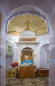 Parkash- Asthan,  Gurdwara Janam Asthan, Nankana Sahib