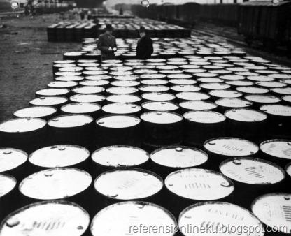 Komposisi minyak bumi