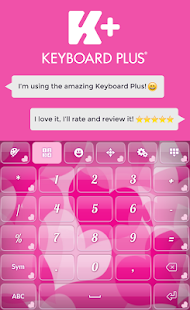 Love Keyboard - náhled