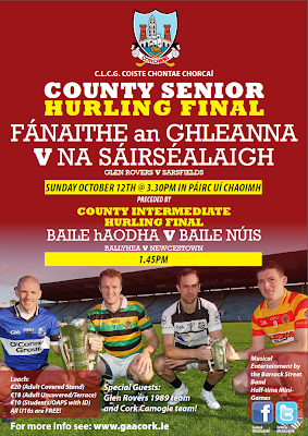 County Final Poster