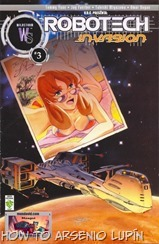 P00011 - 10 Robotech - Invasion #3