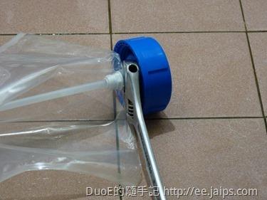 RO壓力桶內膽鎖回上蓋