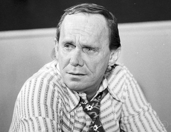 Alfredo Murphy em Duas Vidas 1976 Acervo Globo