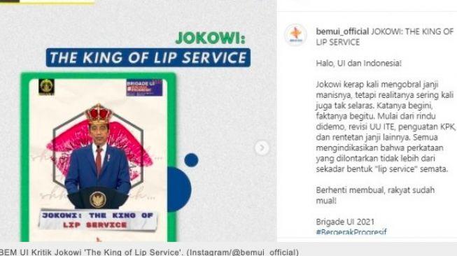 Setara Institute: Jokowi Harusnya Merespons Substansi Kritik Soal King of Lip Service