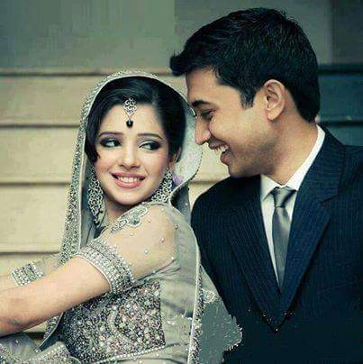 Sweet Marriage Couple Images