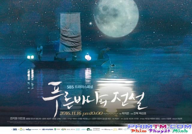 Xem Phim Truyền Thuyết Biển Xanh - The Legend Of The Blue Sea - phimtm.com - Ảnh 2