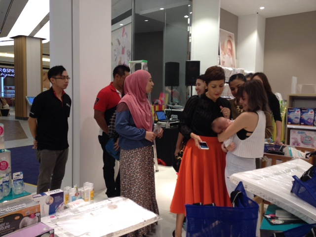 Early Learning Centre Mothercare cawangan ke 13 baru dibuka di Atria Gallery.